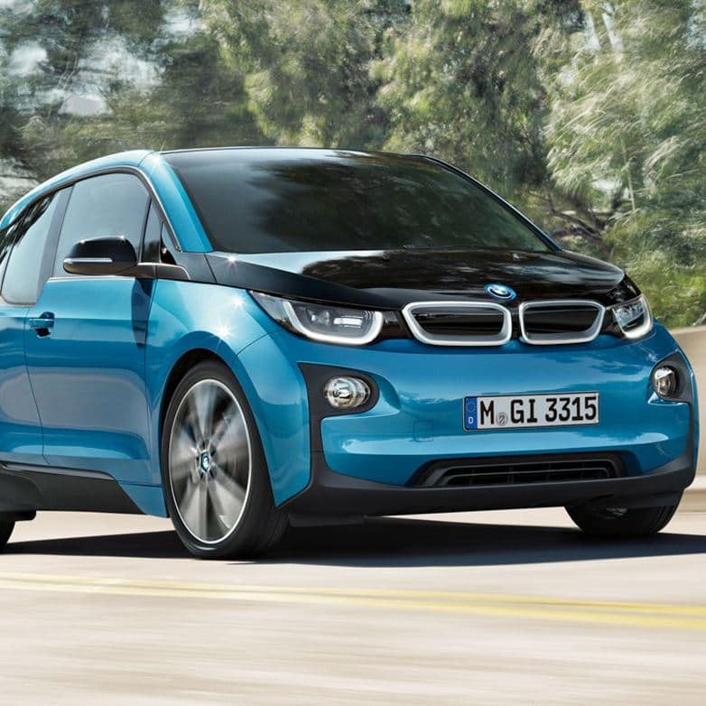 SDG&E Promo for BMW i3