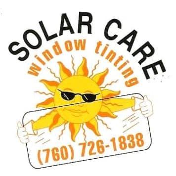 Solar Care Window Tinting