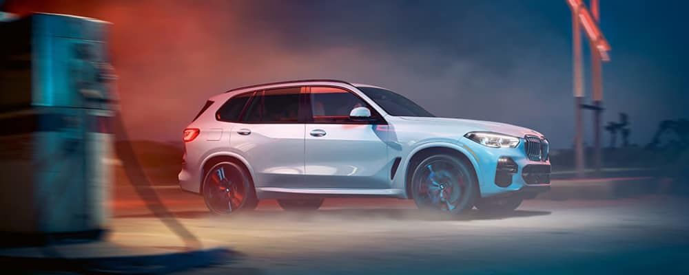 2019 BMW X5 Series Dusty Road