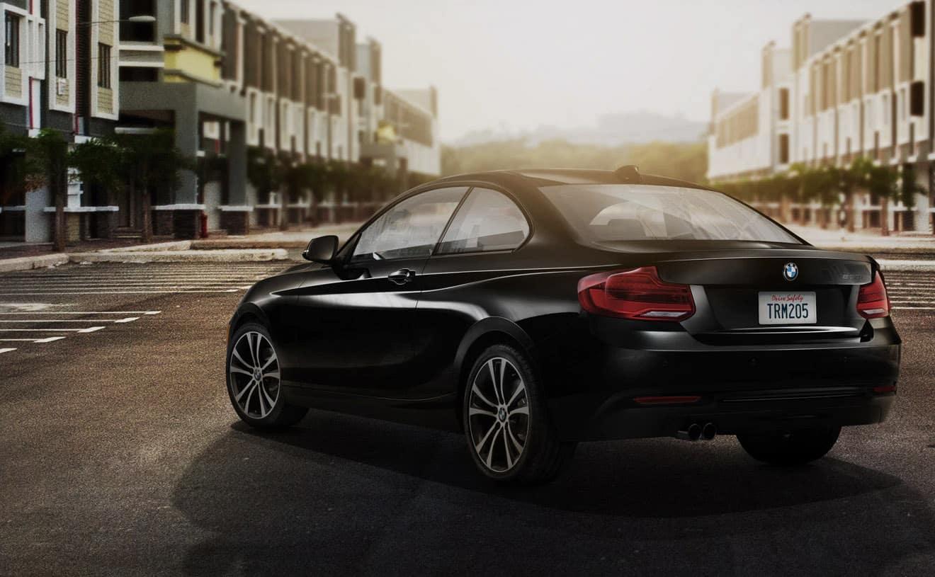 2019 BMW 230i in Jet Black