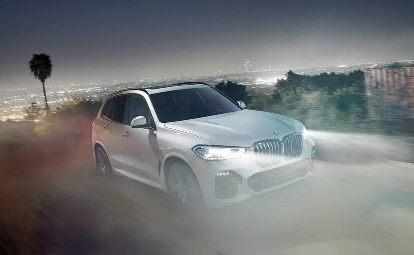 2019 BMW X5 headlights