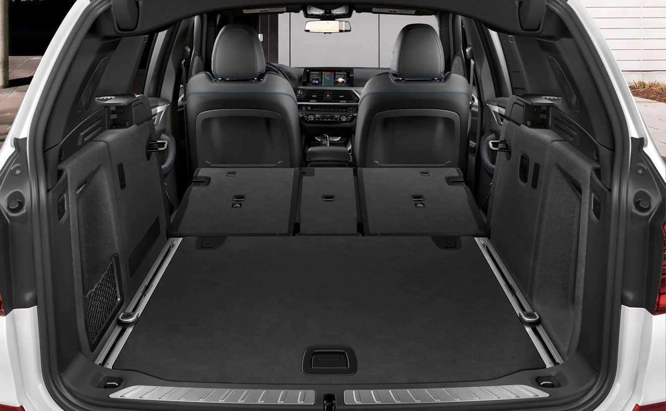 2019 BMW X3 Sports Activity Vehicle trunk space