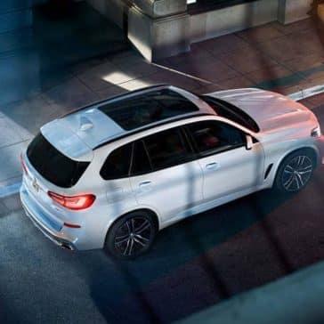 2020-BMW-X5-Top-View