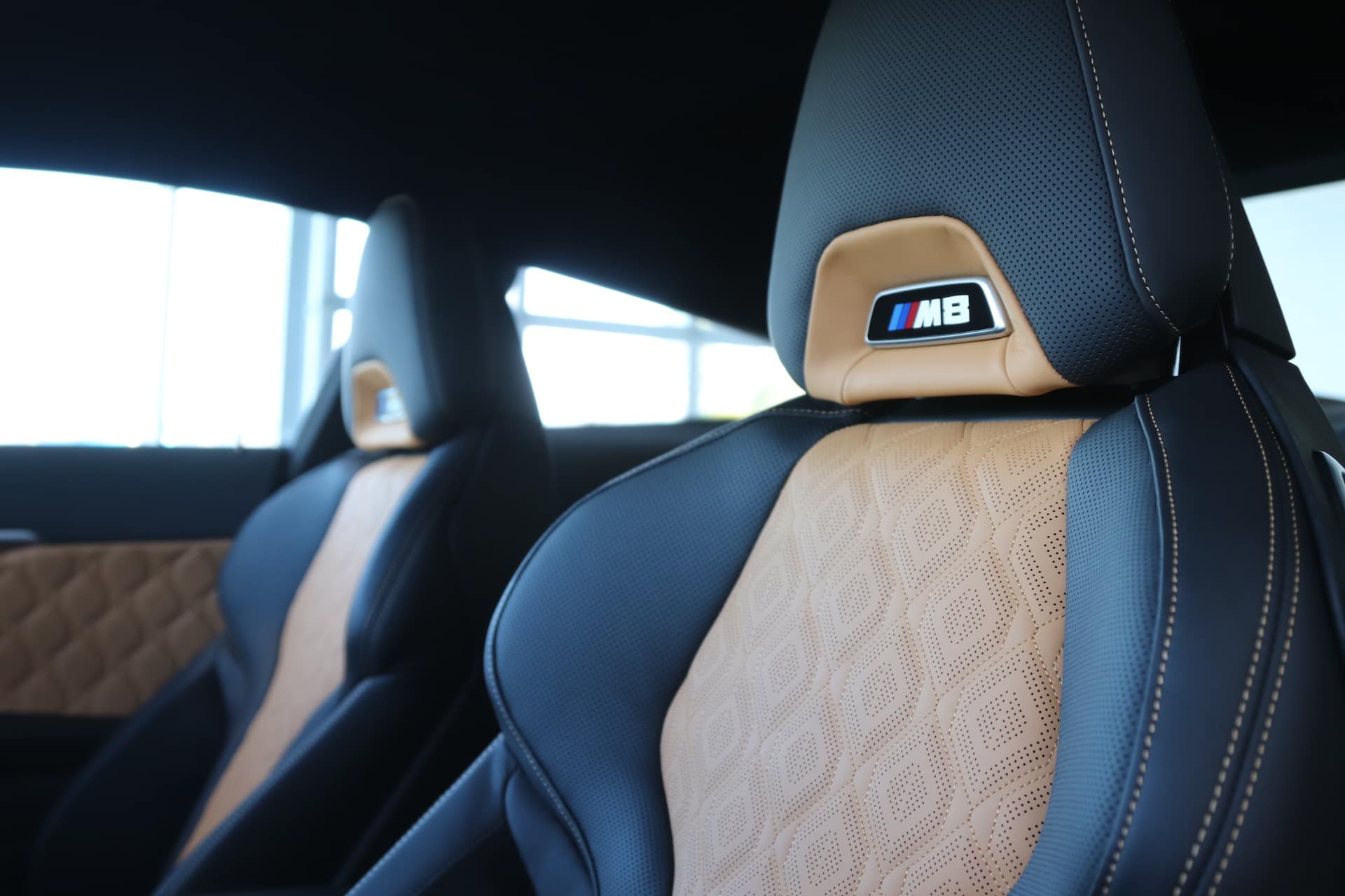 M8 Competition Leather