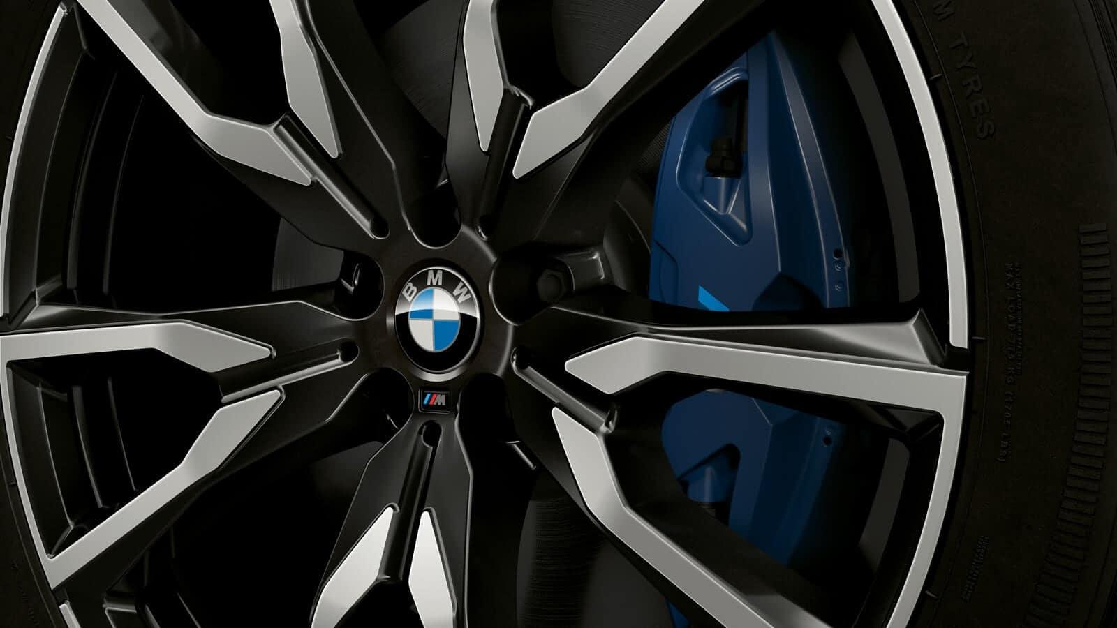 2020 BMW X7 wheel