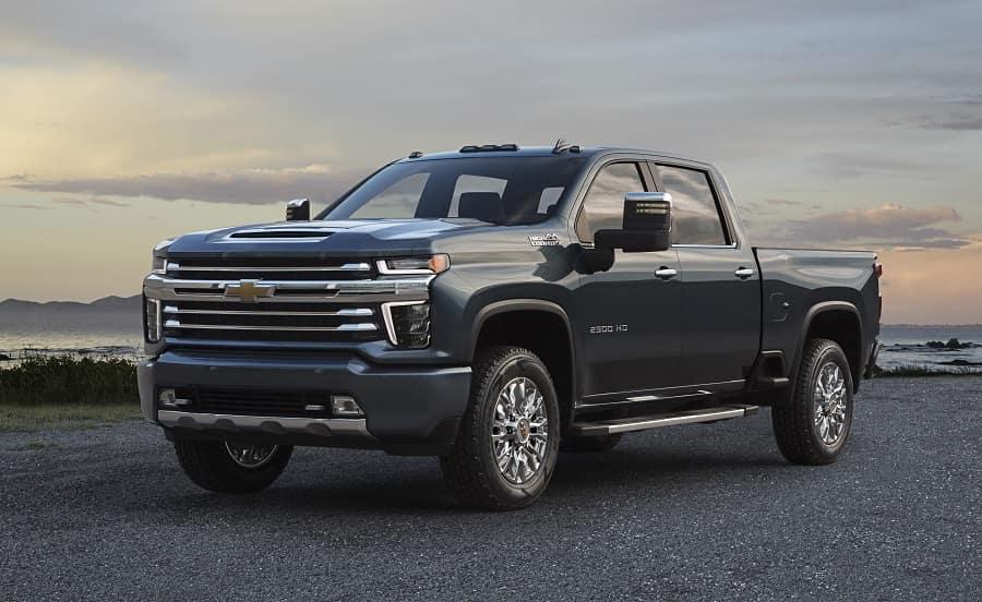 Brad Deery Motors - Iowa Truck Review - 2020 Chevrolet Silverado HD near Bettendorf IA