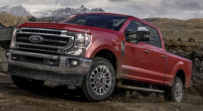 Brad Deery Ford - Platteville WI Area - 2020 Ford Super Duty
