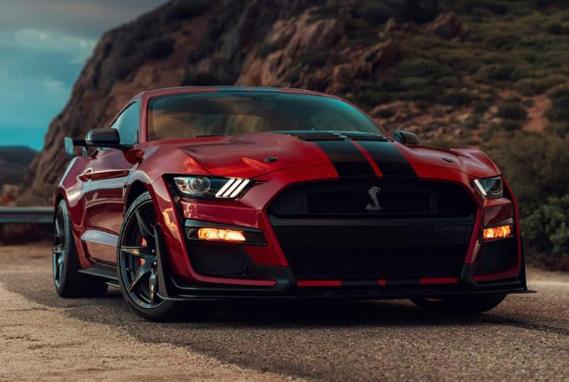Brad Deery Ford - Iowa Review - 2020 Ford Mustang Shelby GT500