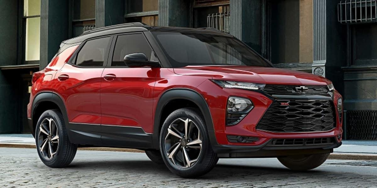 Brad Deery Motors - Iowa Review - 2021 Chevrolet Trailblazer