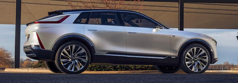 Brad Deery Motors - Iowa News - All-electric Cadillac Lyriq