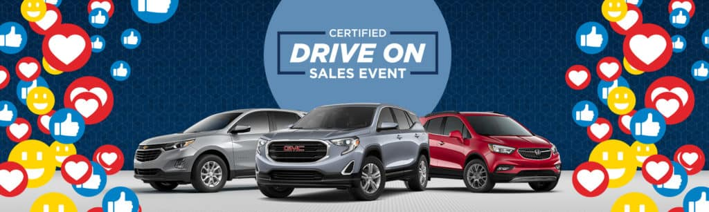 0.9% for 60 Months on Select Certified Vehicles!