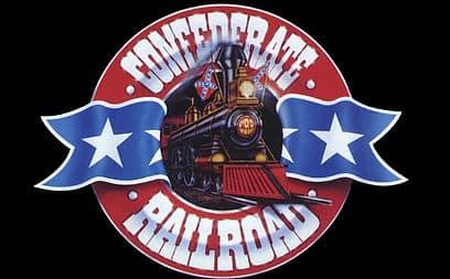the band Confederate Railroads logo