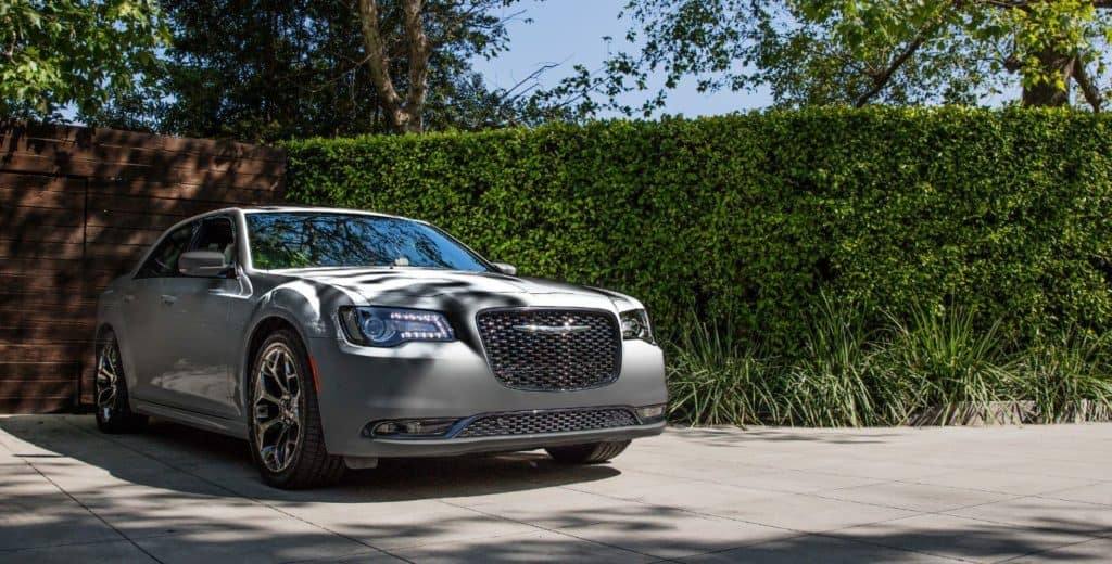 check out cd2f8 2f926 Sedans Stand Strong with the Chrysler 300