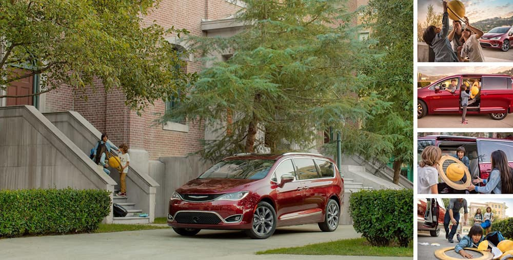 Cape Coral CJDR Digital Trends 2018 Chrysler Pacifica