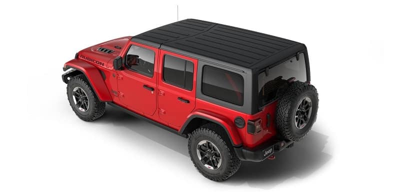 Jeep Wrangler Hardtops Vs Soft Tops Vs Sky One Touch Power Top