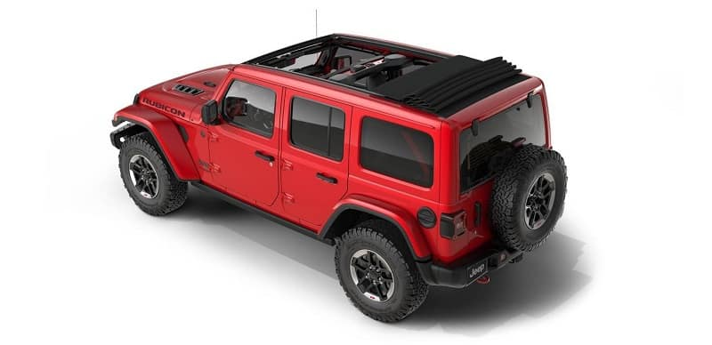 2018 jeep wrangler jl exterior tops and doors one touch soft top cape coral