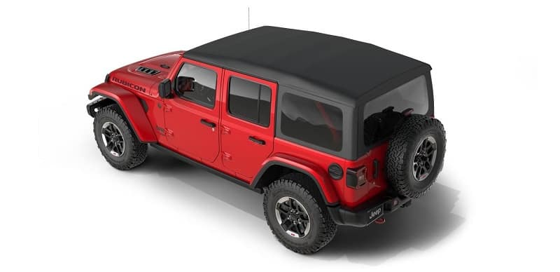 2018 jeep wrangler jl exterior tops and doors soft top cape coral