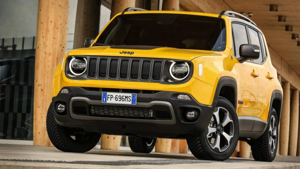 Small But Mighty The 2019 Jeep Renegade Is Here