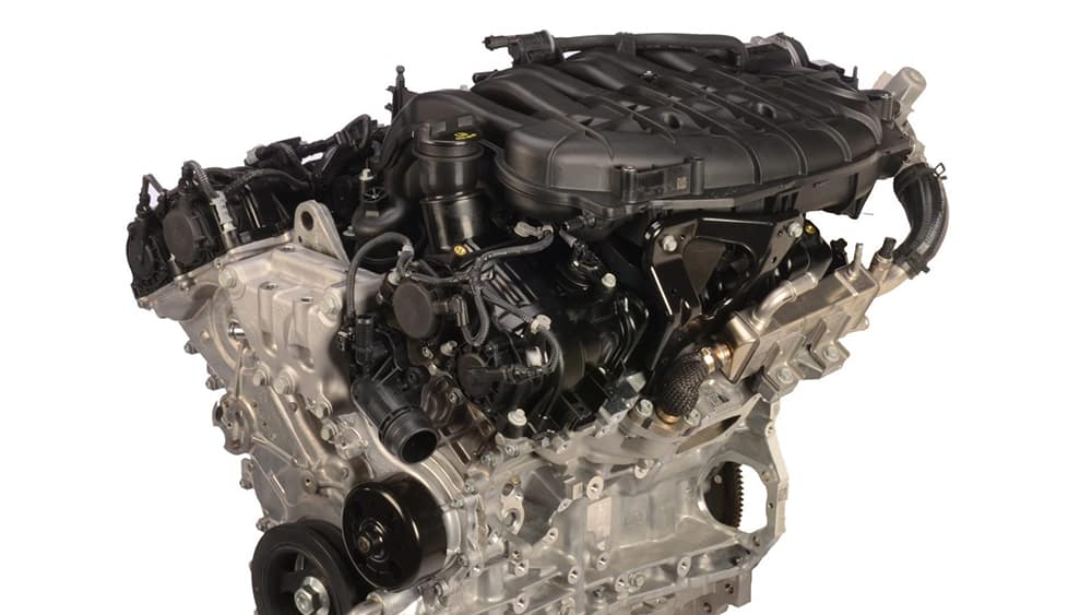 Cape Coral CDJR FCA New Inline-Six Engine