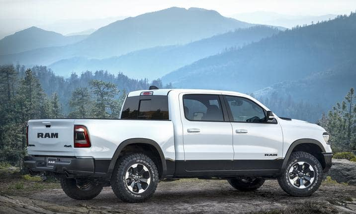 New Ram Truck >> Two New Ram Trucks To Debut For 2019