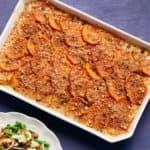Cape Coral Thanksgiving Sweet Potato Gratin