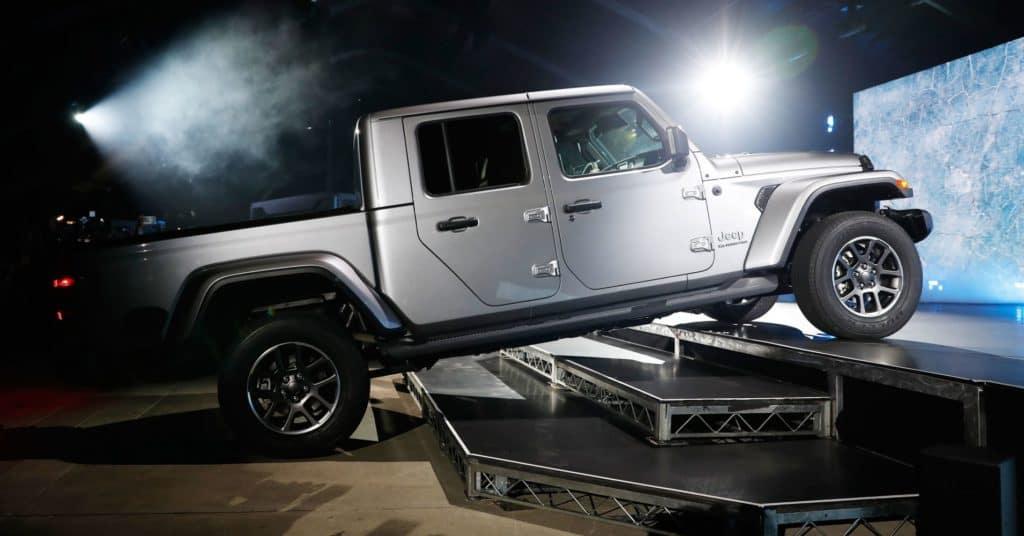 Cape Coral Chrysler Dodge Jeep Ram Pickup Truck 2020 Gladiator