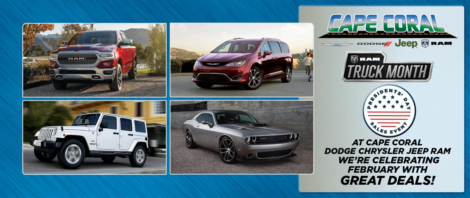Great Deals At Cape Coral Chrysler