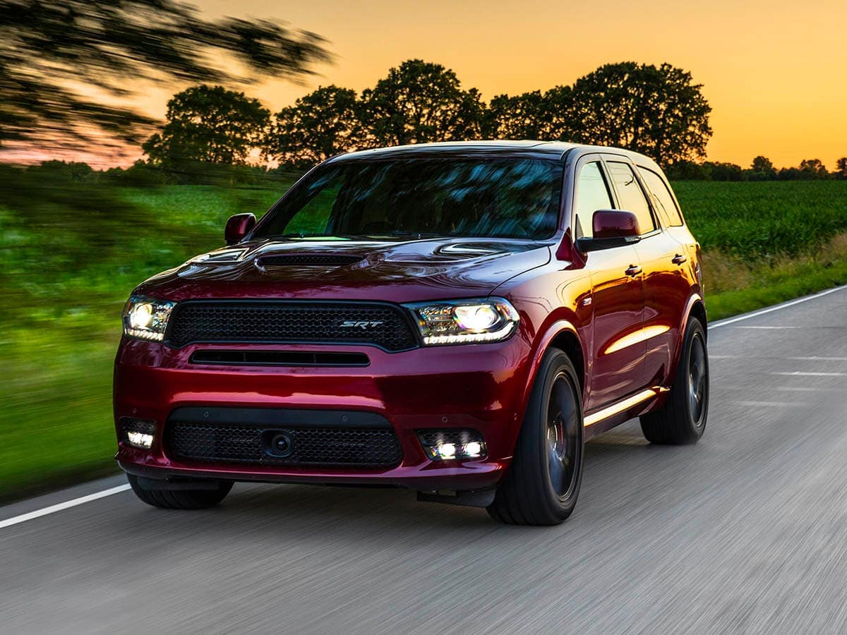Here S Everything The 2019 Dodge Durango Srt Can Offer