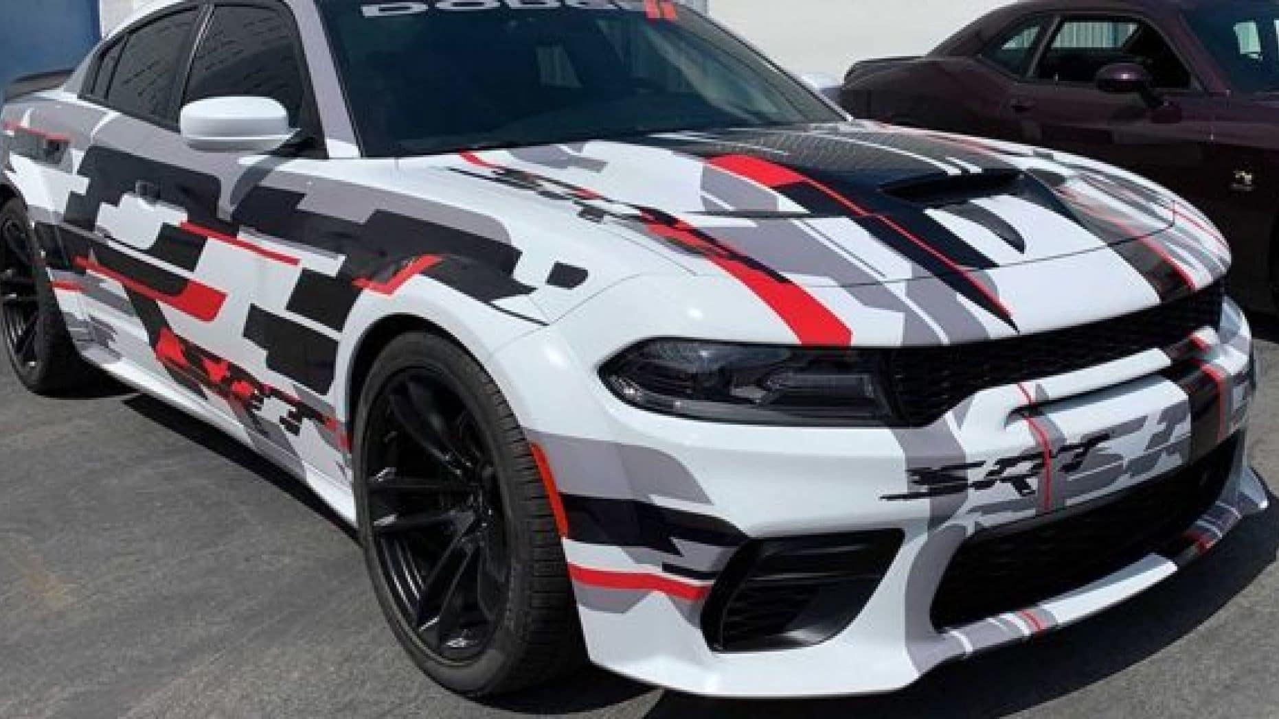 Is This The 2020 Dodge Charger Srt Hellcat Widebody