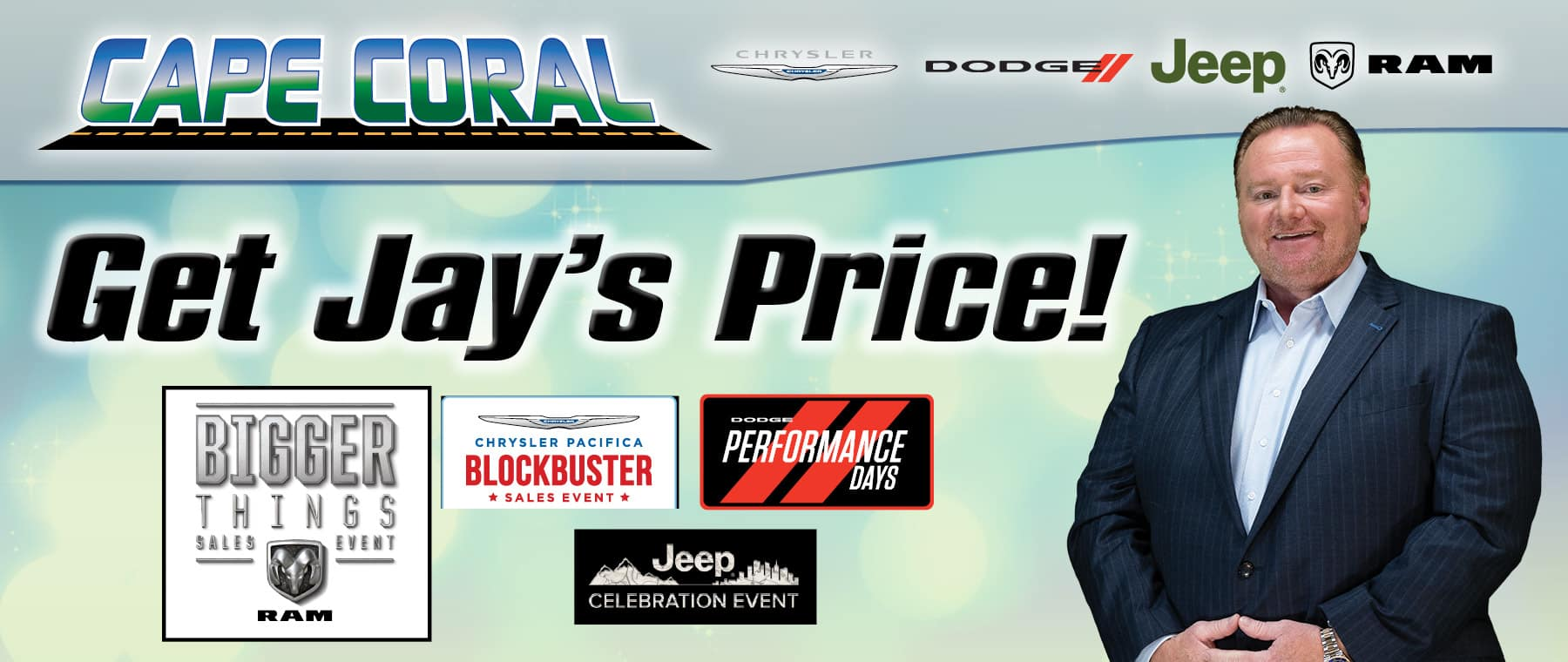 Get Jay's Price at Cape Coral Chrysler Dodge Jeep Ram!