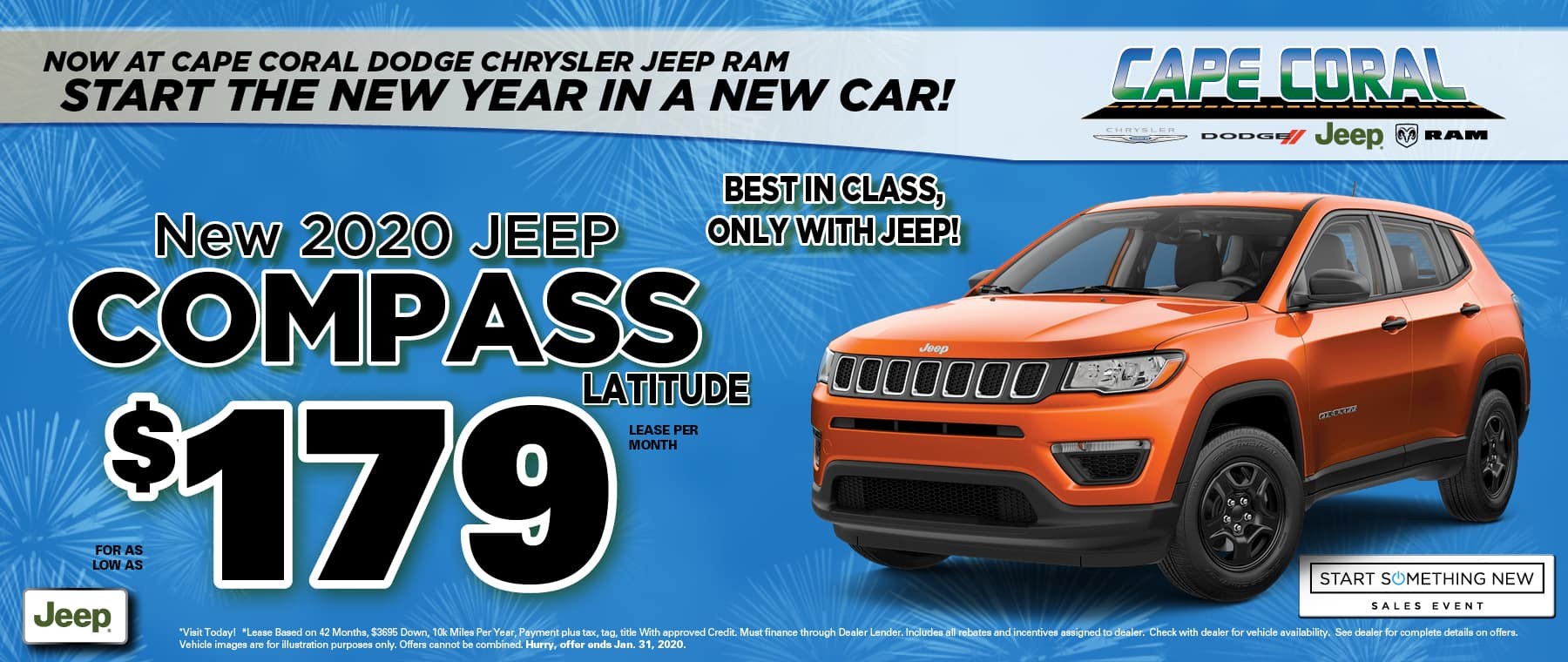 New Jeep Compass!