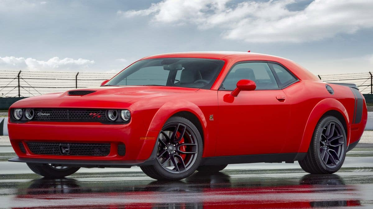 2020 Dodge Challenger Highlights
