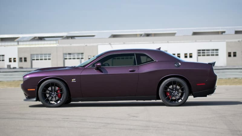 Dodge Unveils The 2020 Challenger