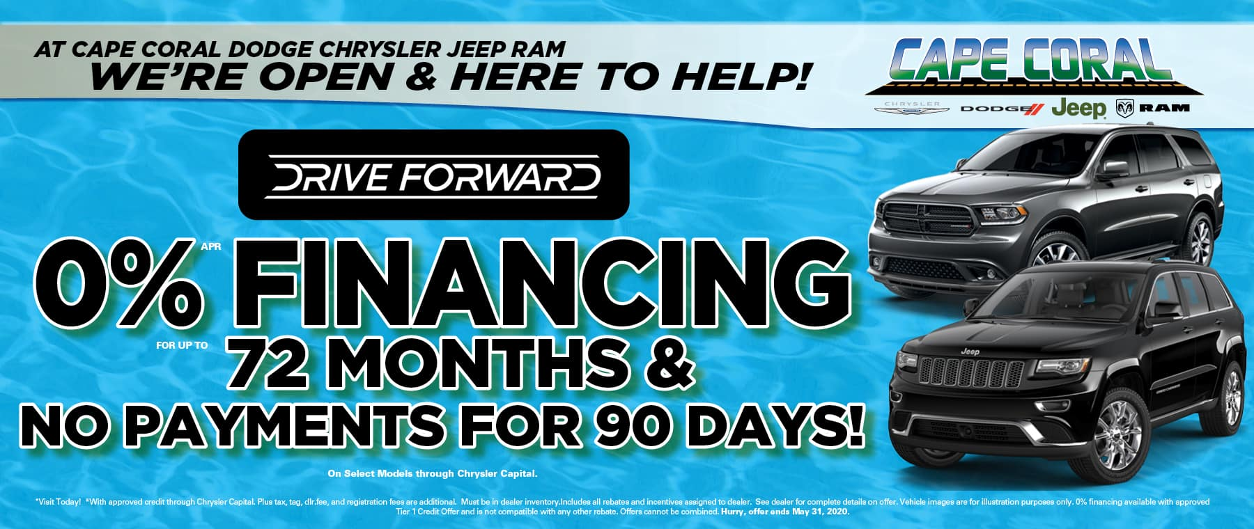 Financing For 72 Months!