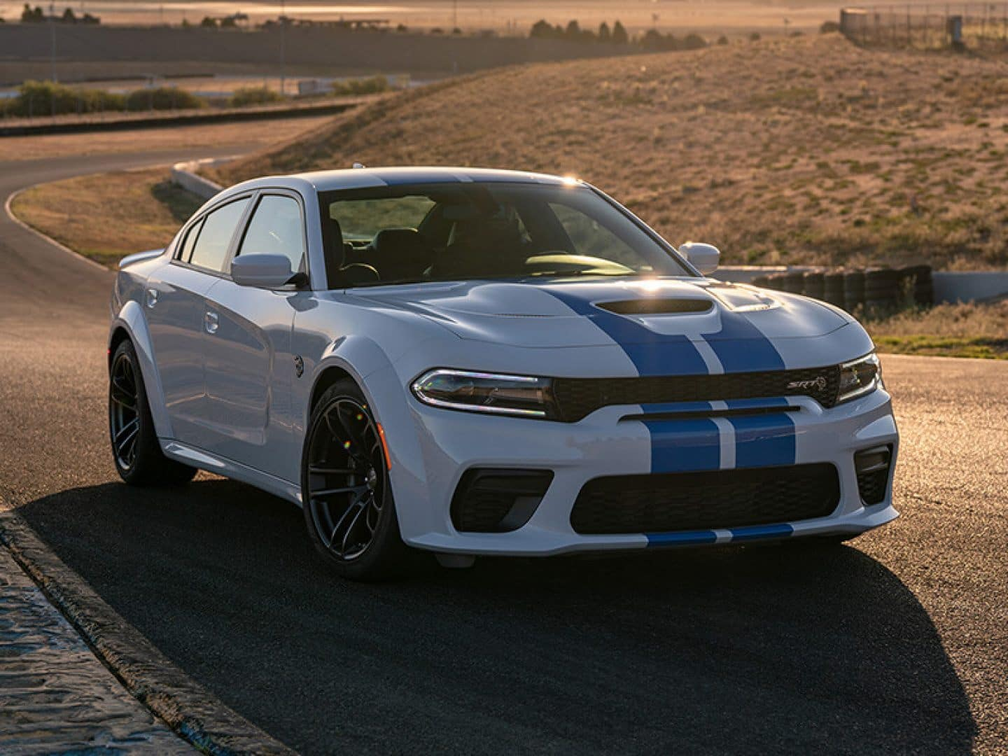The 2021 Dodge Charger Srt Hellcat Comes Out From The Shadows