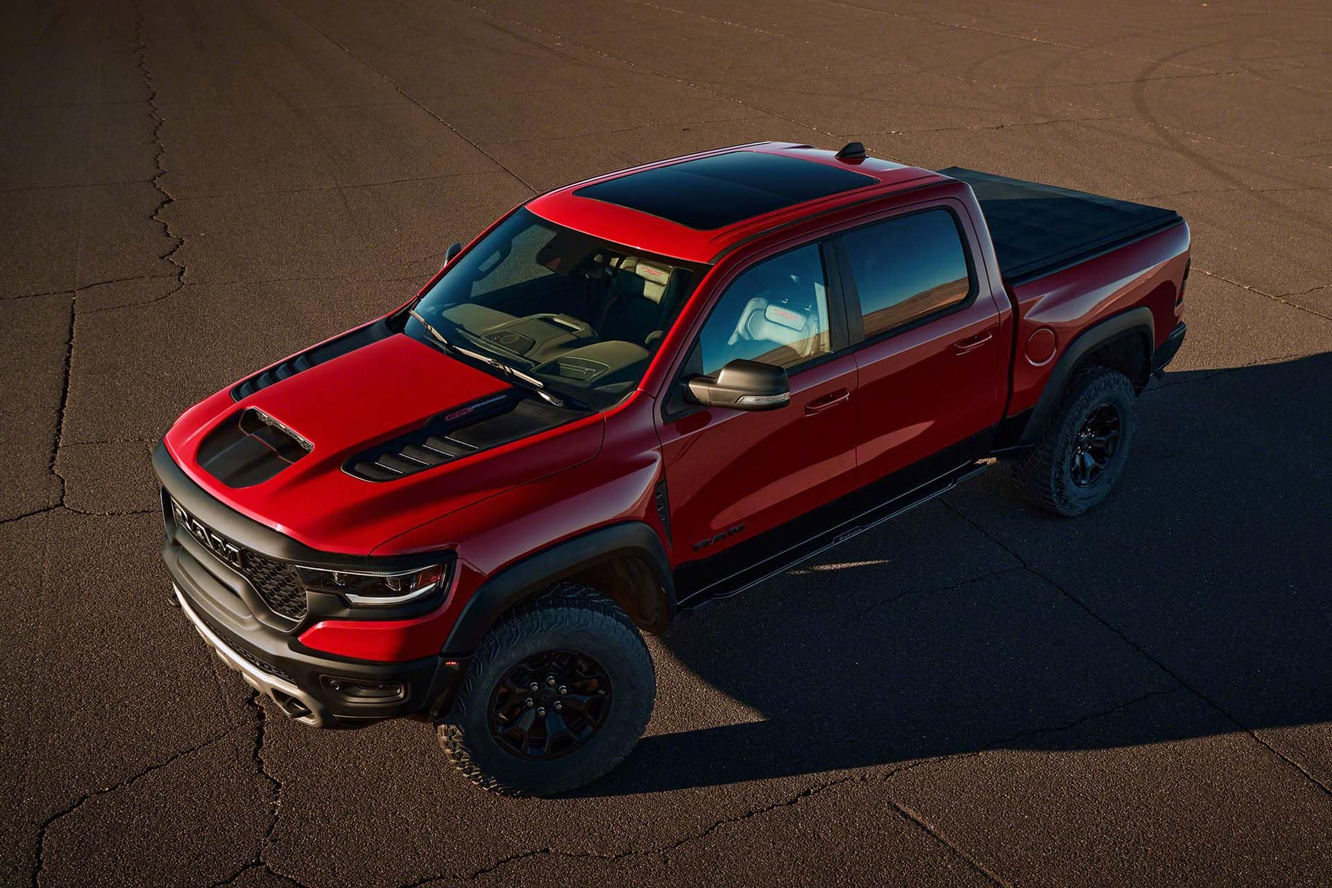here's what the 2021 ram trucks pickup lineup has to offer