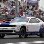 Dodge Challenger Drag Race