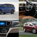 2022 Chrysler Pacifica and Voyager