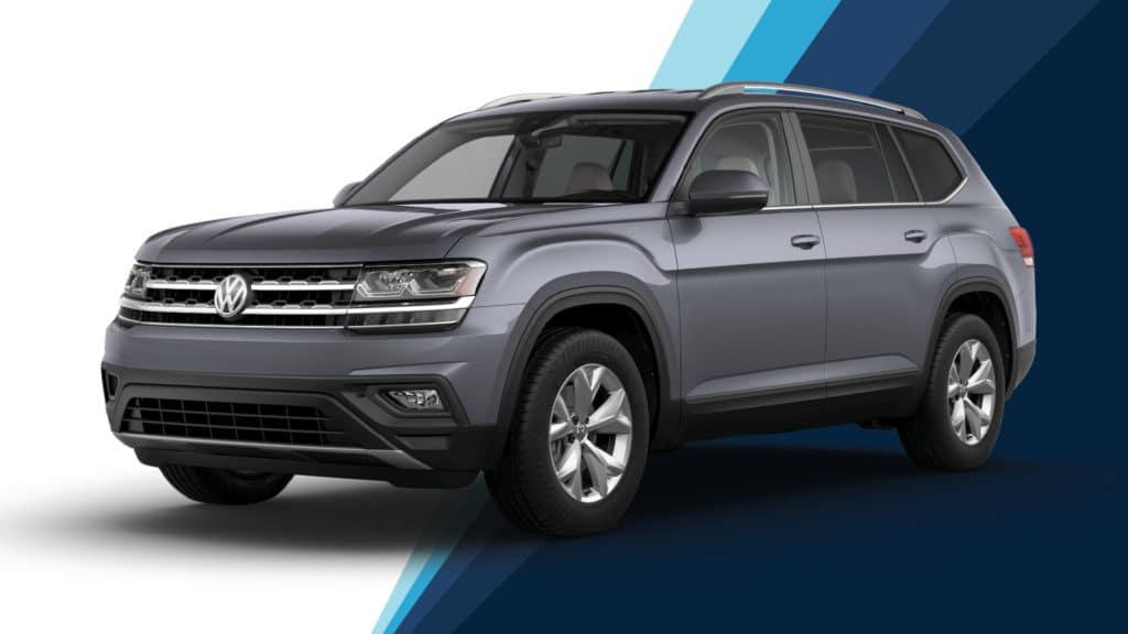 New 2019 Volkswagen Atlas V6 SE