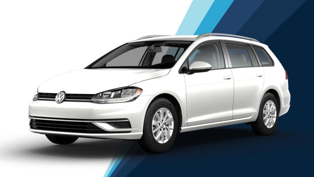 New 2018 Volkswagen Golf SportWagen S