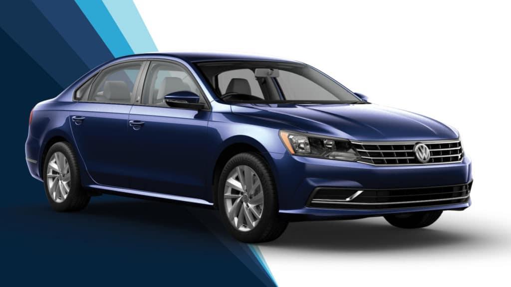New 2019 Volkswagen Passat 2.0T