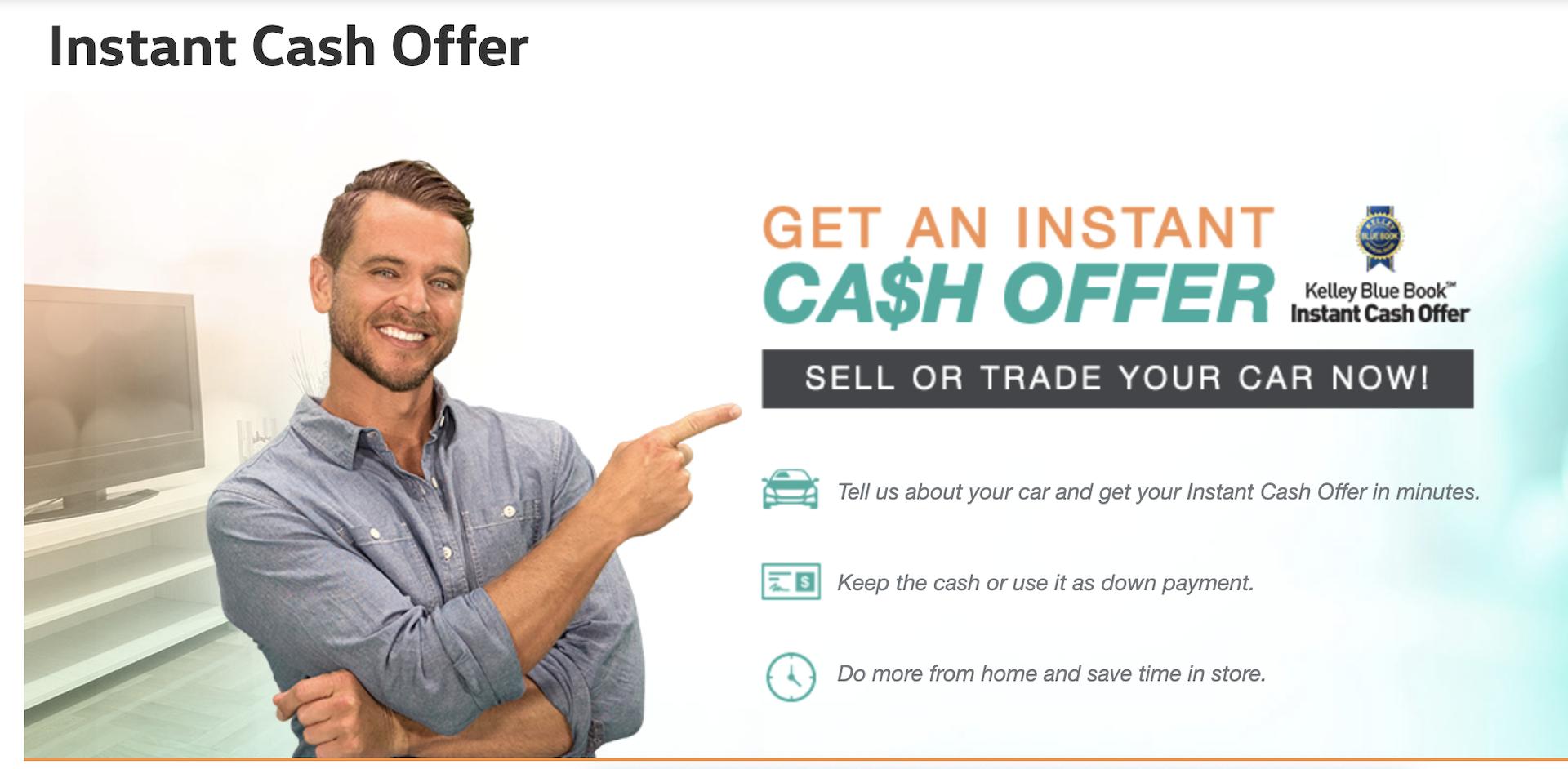 Get an Instant Cash Offer