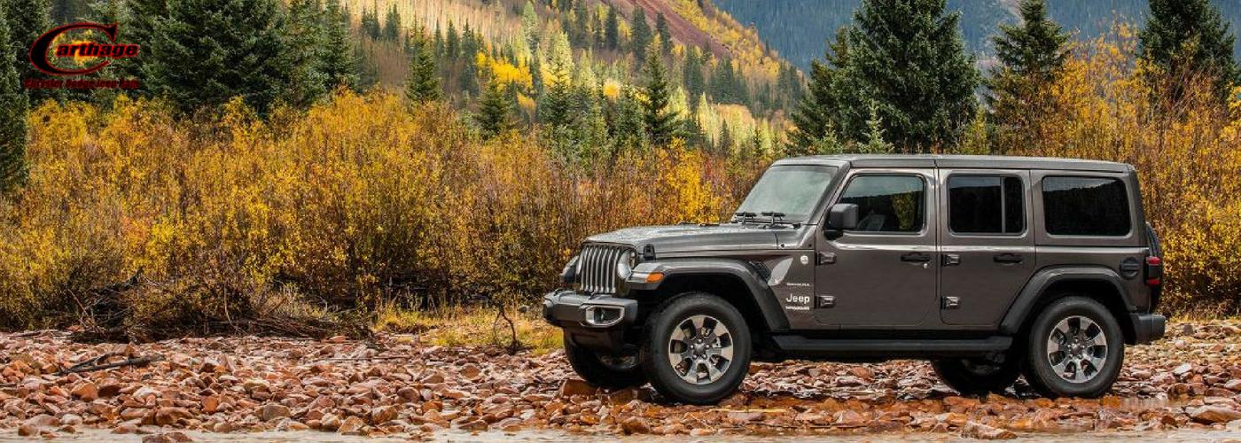 Jeep Wrangler Marshall TX