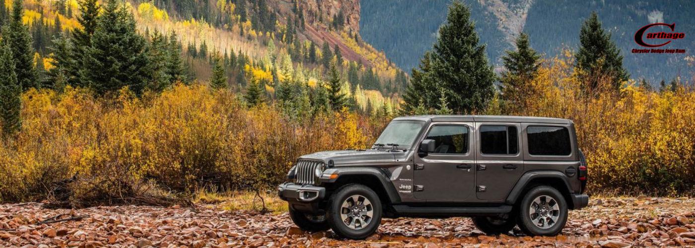 Jeep Wrangler Longview TX