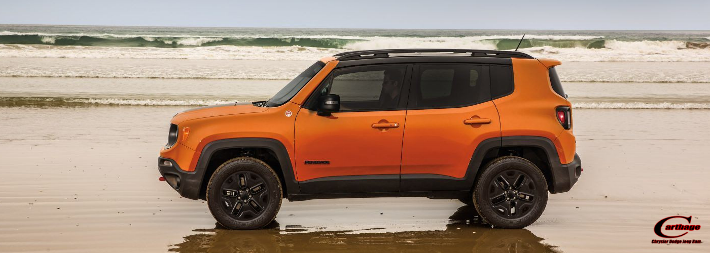 Jeep Renegade Marshall TX