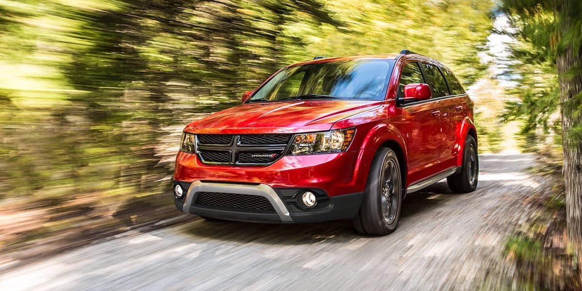 2021 Dodge Journey Carthage TX