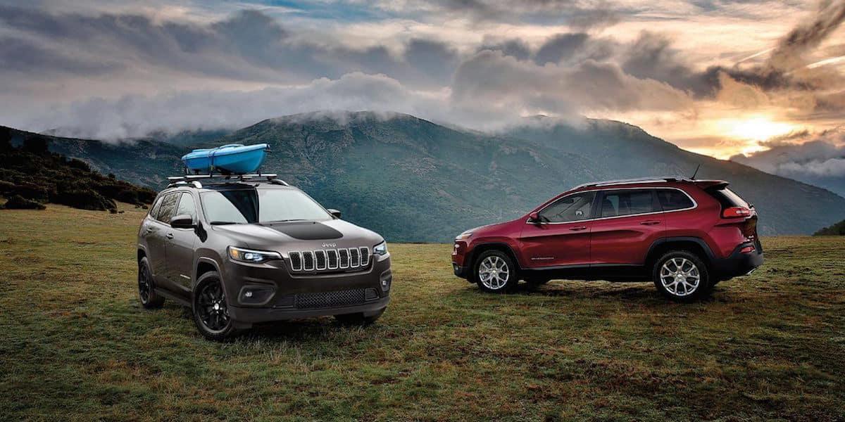 2021 Jeep Cherokee Carthage TX