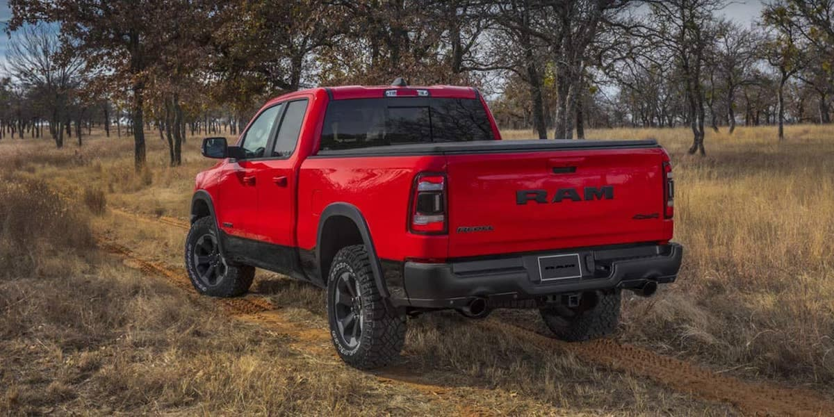 2021 Ram 1500 Carthage TX