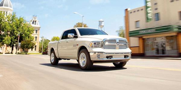 Ram 1500 Driving