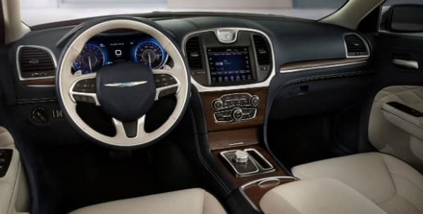 Chrysler 300 Interior Dashboard